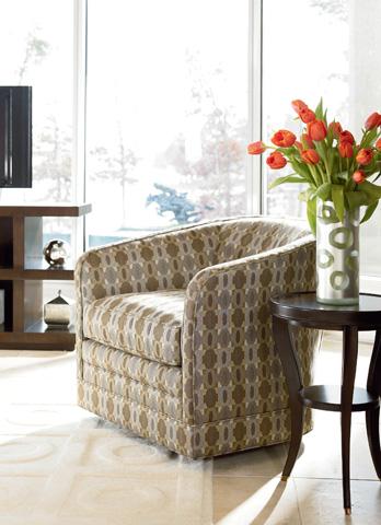 Thomasville Furniture - Sutton Swivel Glider Chair - 1564-15SG