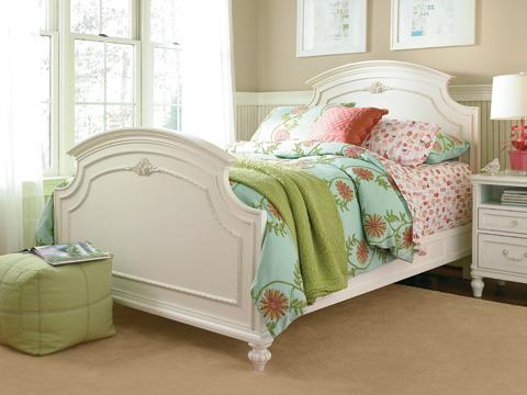 Universal - Smart Stuff - Gabriella Panel Bed - 136A035/136A040