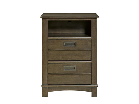 Image of Varsity Nightstand