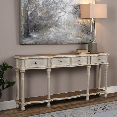 Uttermost Company - Gaultier Console Table - 24583