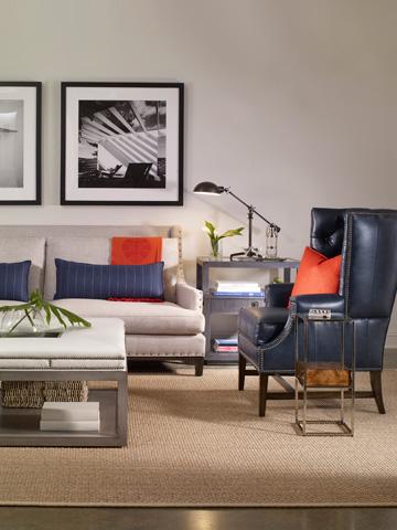 Vanguard Furniture - Shelton Lamp Table - W352L