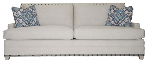 Vanguard Furniture - Riverside Two Cushion Sofa - 604-2S