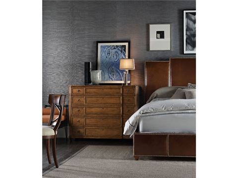Vanguard Furniture - Socrates King Bed - V1724K-PF