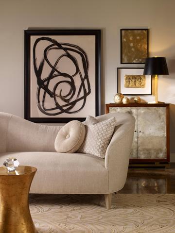 Vanguard Furniture - Bowen Settee - V234-SE