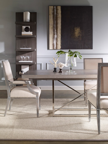 Vanguard Furniture - Burroughs Dining Table - W759T