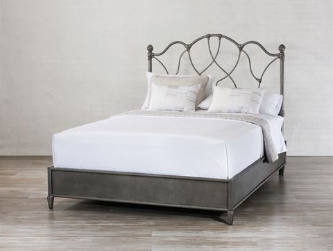 Wesley Allen - Morsley Bed - 1026-CB