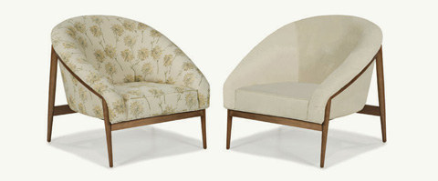Younger Furniture - Rose Chair - 1415