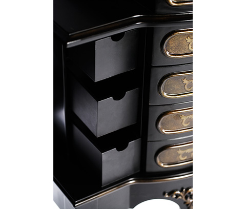 Michael Amini - Jewelry Storage Chest - ACF-STC-HNTG-111