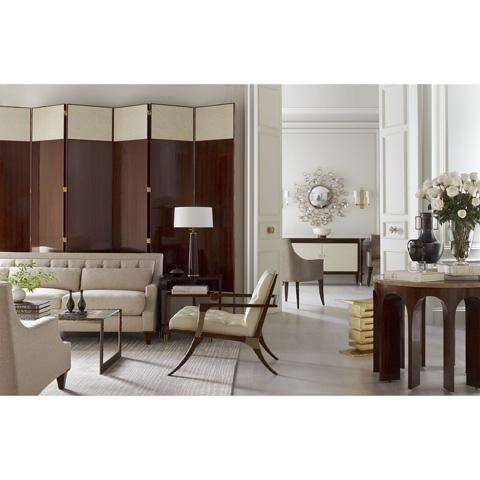 Baker Furniture - Max Club Chair - 6130C