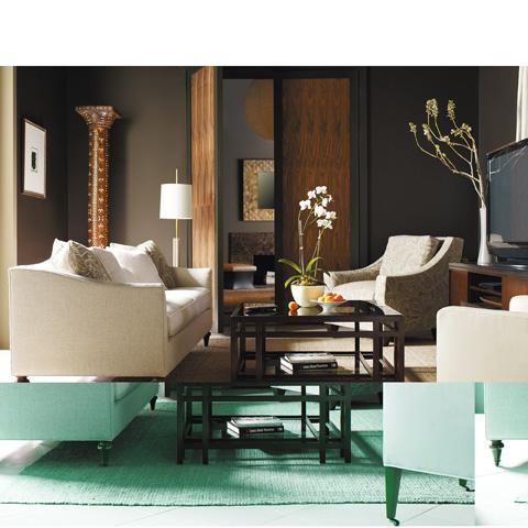 Baker Furniture - Cross Floor Lamp - PH219