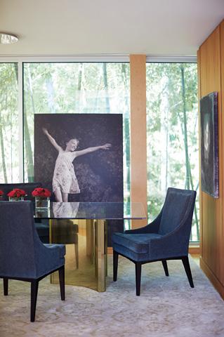 Bernhardt - Mya Upholstered Chair - 353-542