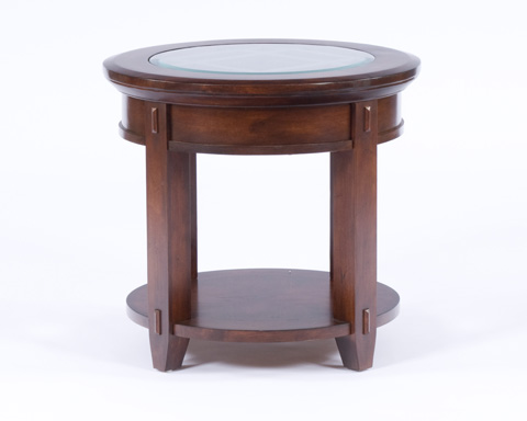 Broyhill Furniture - Round End Table - 4986-000