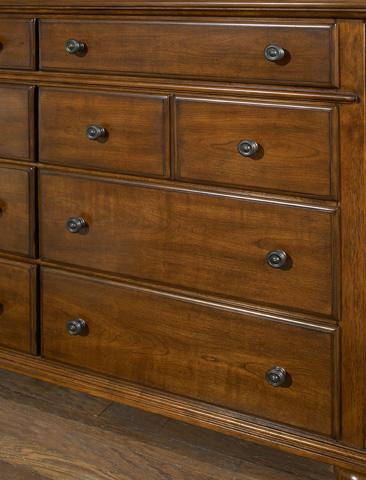 Broyhill Furniture - Drawer Dresser in Light Cherry - 4648-230