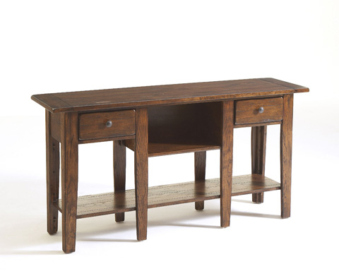 Broyhill Furniture - Attic Heirlooms Sofa Table - 3397-09