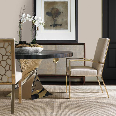 Caracole - On Thin Ice Side Chair - CON-SIDCHA-010