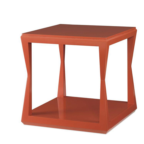 Century Furniture - Decoeur Square Chairside Table - 419-623