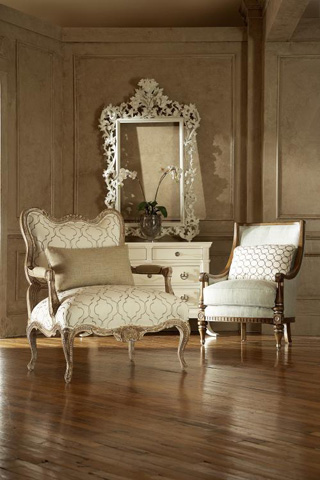 Century Furniture - Baroness Chair - 3230
