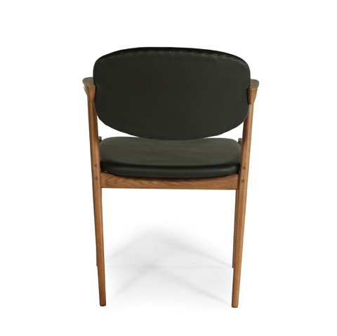 Control Brand - The Levanger Arm Chair - FEC7629LBLK