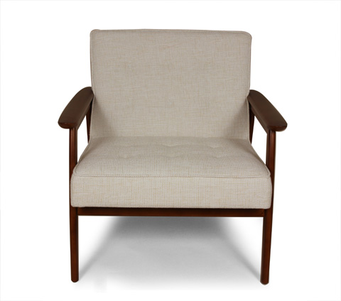 Control Brand - Adrian Arm Chair - SF885001BEIGE