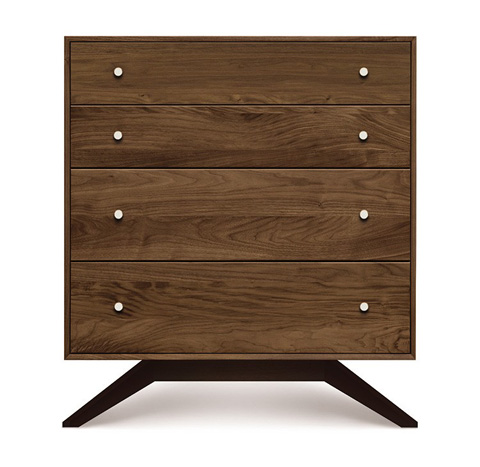 Copeland Furniture - Astrid 4 Drawer Chest - Maple - 2-AST-40
