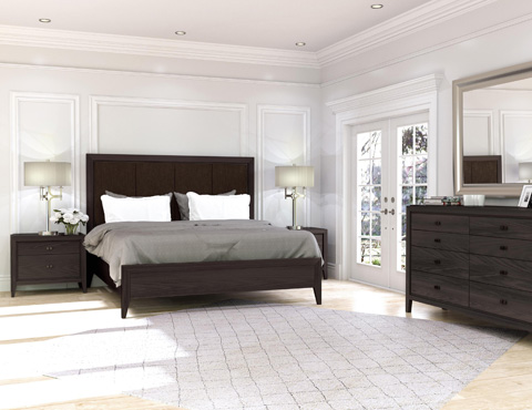 Copeland Furniture - Weston Bed - 1-WES-02
