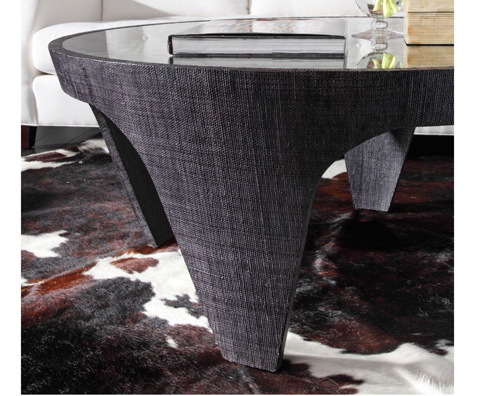 Curate by Artistica Metal Design - Round Cocktail Table - C202-240