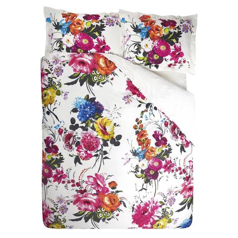 Designers Guild - Amrapali Peony Standard Pillowcase - BEDDG0780