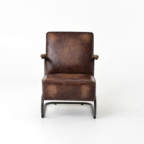 Four Hands - Miles Club Chair - CIRD-48E1C5-E3A5