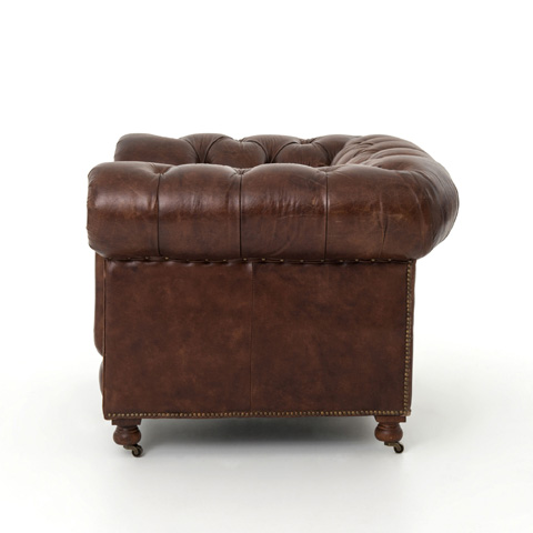 Four Hands - Cigar Conrad Club Chair - CCAR-38