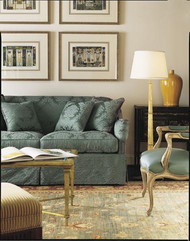 Hickory Chair - Eton Short Sofa - 320-72