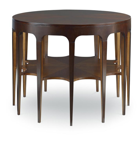 Highland House - Beaufort Center Hall Table - HH19-703