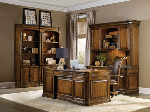 Hooker Furniture - Tynecastle Bunching Bookcase - 5323-10446