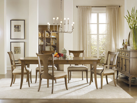 Hooker Furniture - Shelbourne Display Cabinet - 5339-75908