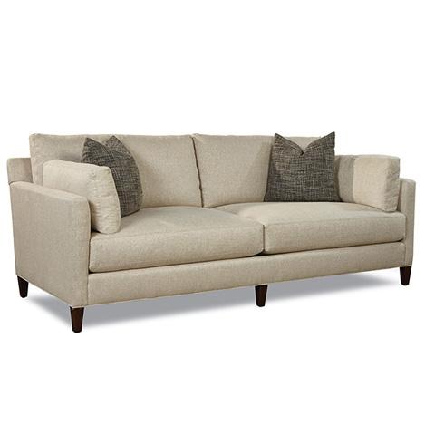 Huntington House - Upholstered Barrel Chair - 7467-50