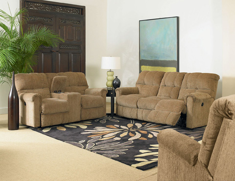 Lane Home Furnishings - Griffin Wall Saver Recliner - 327-97
