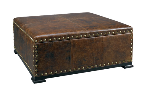 Lillian August Fine Furniture - Parker Ottoman - LL8113OT