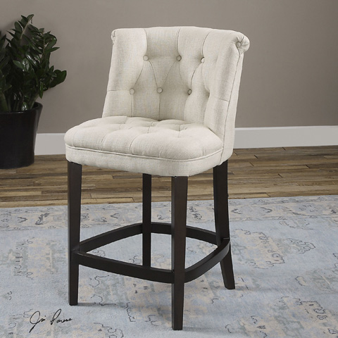 Uttermost Company - Kavanagh Counter Stool - 23236