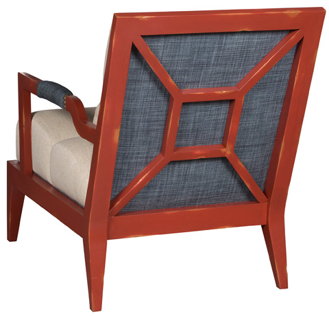 Vanguard Furniture - Armory Square Chair - 9008-CH