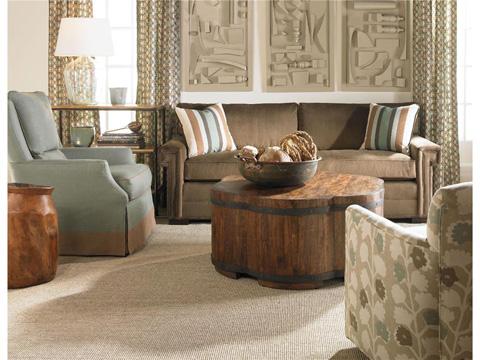 Vanguard Furniture - Davidson Two Cushion Sofa - 622-2S