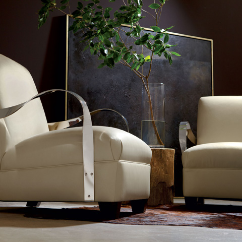 Bernhardt - Petrified Wood Side Table - 319-712