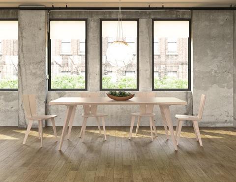 Copeland Furniture - Axis Buffet - 6-AXS-50