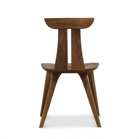 Copeland Furniture - Estelle Dining Chair - Cherry - 8-EST-50
