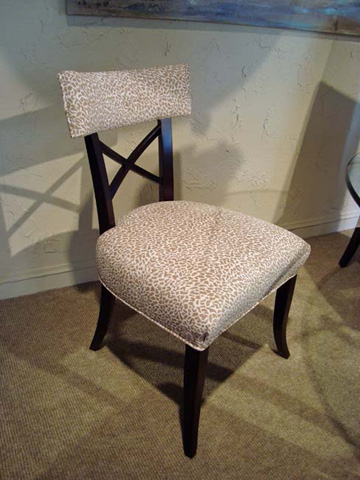 Designmaster Furniture - Side Chair - 01-476