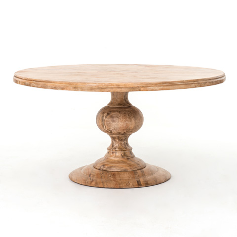 Image of Magnolia Round Dining Table