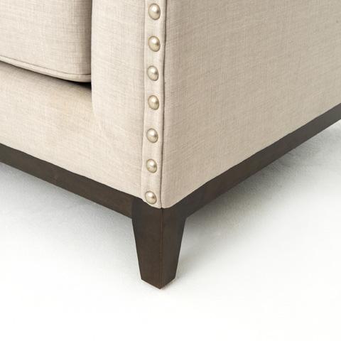 Four Hands - Greenwich Tufted Sofa - UATR-004