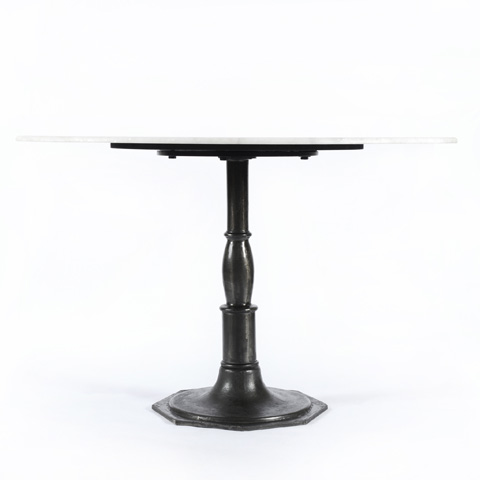 Four Hands - Lucy Round Dining Table - IRCK-085