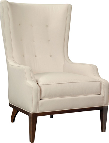 Hickory Chair - Elliott Wing Chair - 114-55