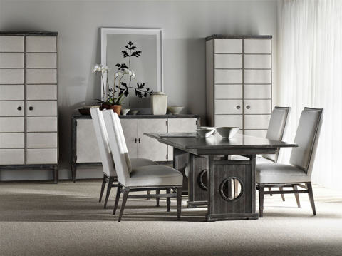 Hickory Chair - Atelier Side Chair - 9503-02