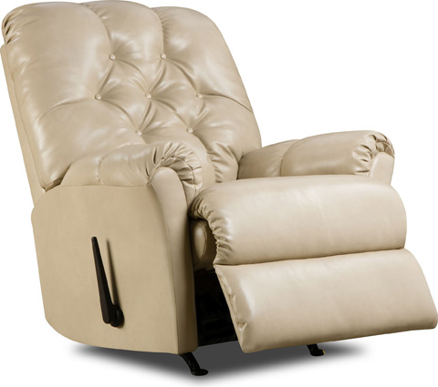 Lane Home Furnishings - Miles Glider Recliner - 2097