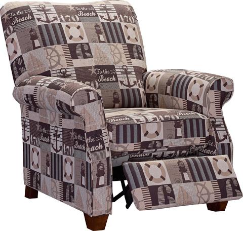 Lane Home Furnishings - Jill Low-Leg Recliner - 2340